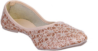 Meia Women Copper Color Jutti