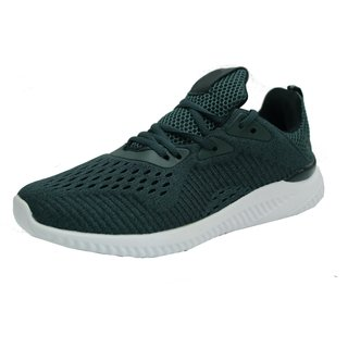 Max Air Sports Running Shoes 8858 Black Greenish