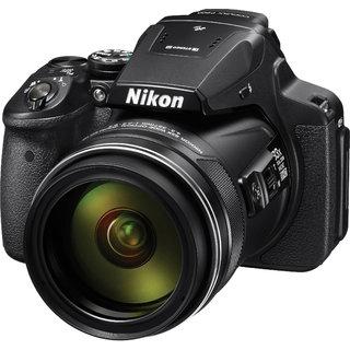 Nikon Coolpix P900 Point Shoot Camera (Black)