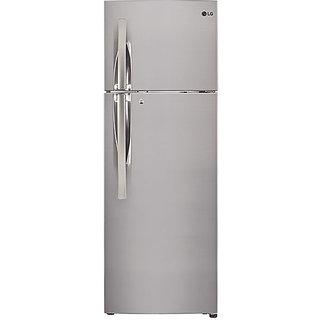 LG GL-T302RPZX  284L Double Door Frost Free Refrigerator