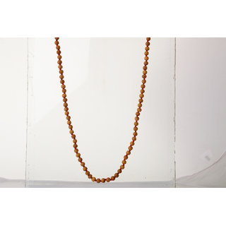 KESAR ZEMS RUDRAKSHA MALA- 6 mm FROM KZ
