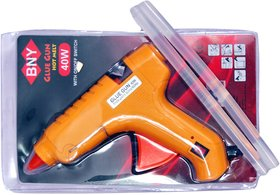 Geetanjali Decor MaxBrand MX 40W Hot Melt Standard Temperature Glue Gun (5 glue sticks)