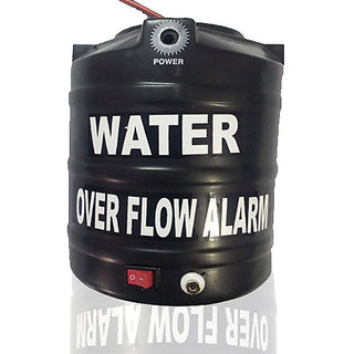 Water Tank Overflow Alarm with Sweet Sound Long life Very Usefull Product in law price