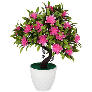 Buy Adaspo Artificial Plant With Golden Yellowwhite Flowers In