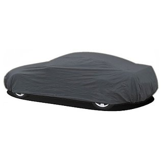 Benjoy Heavy Duty Double Stiching Car Body Cover Gray For Nissan Micra