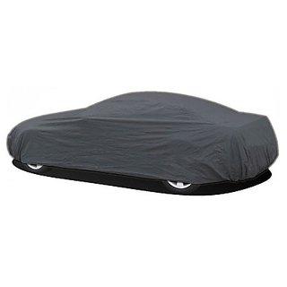 Benjoy Heavy Duty Double Stiching Car Body Cover Gray For Hyundai Santro Xing