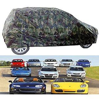 Benjoy Car Body Cover Miltery Print For Maruti Suzuki  WagonR (1999-2010)