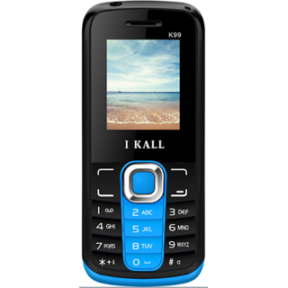 IKall K99 (1.8 Inch, Dual Sim, BIS Certified, Made in India) (Pack of 10)