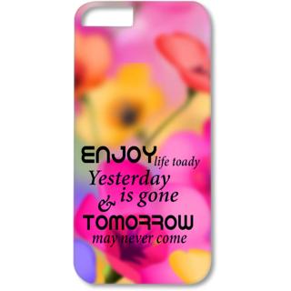IPhone 6-6s Plus Designer Hard-Plastic Phone Cover from Print Opera - Enjoy Life