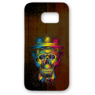 Samsung Galaxy S7 Edge printed back covers from Print Opera  Confused Picture