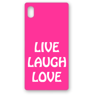 Sony Xperia Z5 Premium Designer Hard-Plastic Phone Cover from Print Opera - Rules Of Life