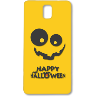 Samsung Galaxy Note 3 printed back covers from Print Opera  Happy Halloween
