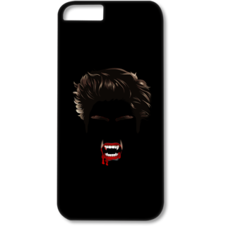 Iphone 5-5s printed back covers from Print Opera  Bloody Vampire