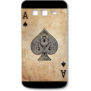 Samsung Galaxy Grand 2 Designer Hard-Plastic Phone Cover from Print Opera - Ace Of Spade