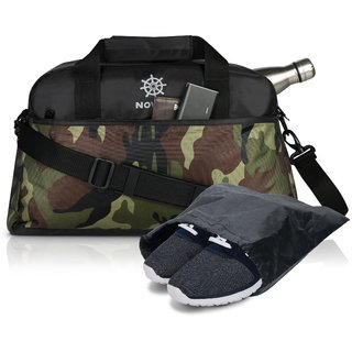 284e002d1ea9 Buy Novex Gear Camouflage Gym Bag Online - Get 50% Off