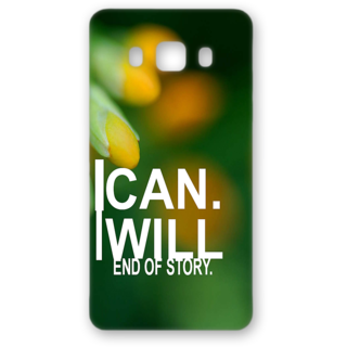 230145bd562 Buy Samsung Galaxy J5 Designer Hard-Plastic Phone Cover from Print Opera -  Motivational Quotes Online - Get 51% Off