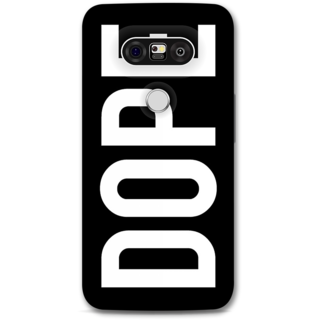 Lg G5 Designer Hard-Plastic Phone Cover from Print Opera - Dope