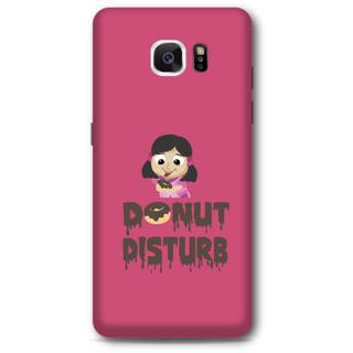 Samsung Galaxy Note 5 Designer Hard-Plastic Phone Cover from Print Opera - Donut Disturb