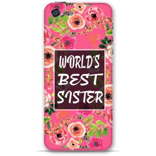 IPhone 5-5s Designer Hard-Plastic Phone Cover from Print Opera - World Best Sister