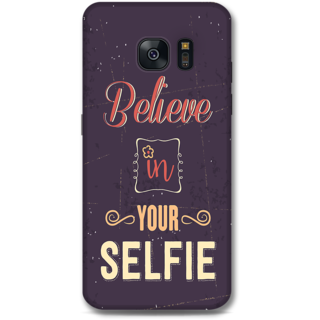 Samsung Galaxy S7 Designer Hard-Plastic Phone Cover from Print Opera - Selfie