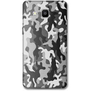Samsung Galaxy On5 Designer Hard-Plastic Phone Cover from Print Opera - Zebra Pattern