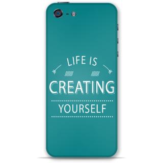 IPhone 5-5s Designer Hard-Plastic Phone Cover from Print Opera - Life