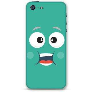 IPhone 5-5s Designer Hard-Plastic Phone Cover from Print Opera - Cute Face