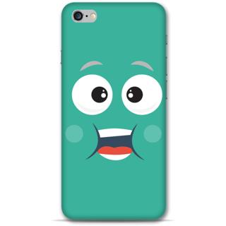 IPhone 6-6s Plus Designer Hard-Plastic Phone Cover from Print Opera - Cute Face