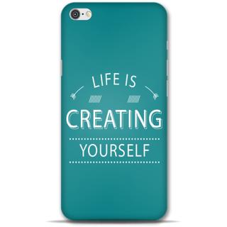 IPhone 6-6s Designer Hard-Plastic Phone Cover from Print Opera - Life