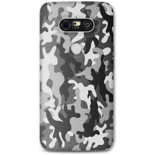 Lg G5 Designer Hard-Plastic Phone Cover from Print Opera - Zebra Pattern