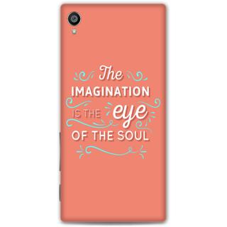 Sony Xperia Z5 Premium Designer Hard-Plastic Phone Cover from Print Opera - Imagination