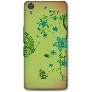 One Plus X Designer Hard-Plastic Phone Cover from Print Opera - Natural