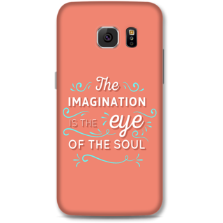 Samsung Galaxy S6 Designer Hard-Plastic Phone Cover from Print Opera - Imagination