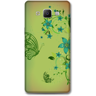 Samsung Galaxy A5 2014 Designer Hard-Plastic Phone Cover from Print Opera - Natural