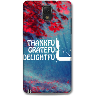 Samsung Galaxy Note 3 Designer Hard-Plastic Phone Cover from Print Opera - Nature