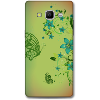 Samsung Galaxy A7 2015 Designer Hard-Plastic Phone Cover from Print Opera - Natural