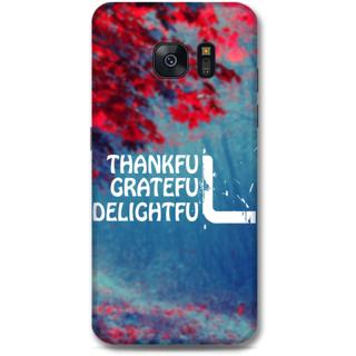 Samsung Galaxy S7 Edge Designer Hard-Plastic Phone Cover from Print Opera - Nature