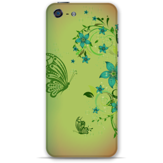 IPhone 5-5s Designer Hard-Plastic Phone Cover from Print Opera - Natural