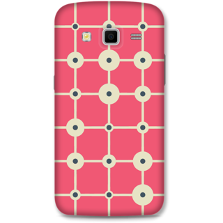 Samsung Galaxy Grand 2 Designer Hard-Plastic Phone Cover from Print Opera -Pacman