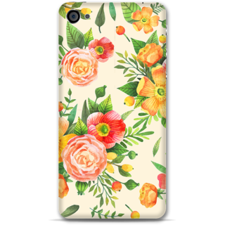 IPhone 4-4s Designer Hard-Plastic Phone Cover from Print Opera -Yellow floral