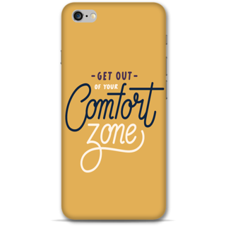 IPhone 6-6s Plus Designer Hard-Plastic Phone Cover from Print Opera -Get out of your comfort zone