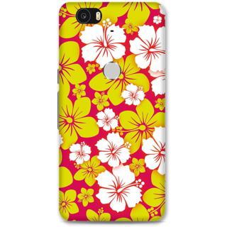 Google Nexus 6p Designer Hard-Plastic Phone Cover from Print Opera -Beautiful flowers