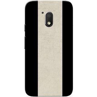 finest selection dc570 f15b0 Moto G4 Play Case, Vertical Lines Black Slim Fit Hard Case Cover/Back Cover  for Motorola Moto G Play 4th Gen/Moto G4 Play