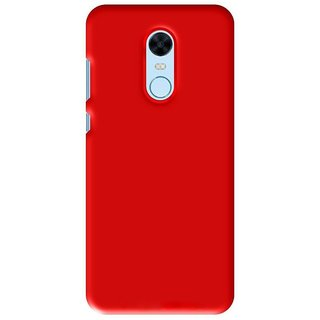 Redmi note5  back cover Red