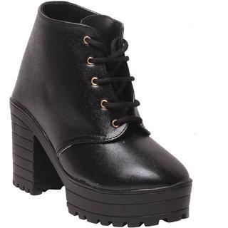 MSC Women's Black Boots
