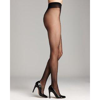 19e7e9b351b Buy Rock Hudson Present Women s Black   Beige Sheer Pantyhose   Stockings  Pack of 10 Online - Get 61% Off