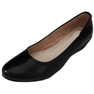 Vaniya shoes Women's Black Bellies