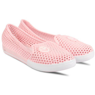 Vaniya shoes Women's Pink Bellies