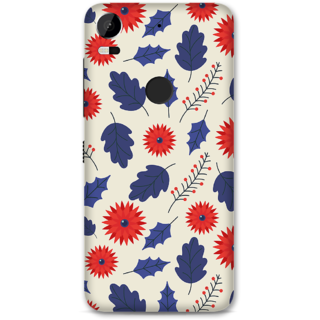 HTC 10 Pro Designer Hard-Plastic Phone Cover from Print Opera -Artistic flowers