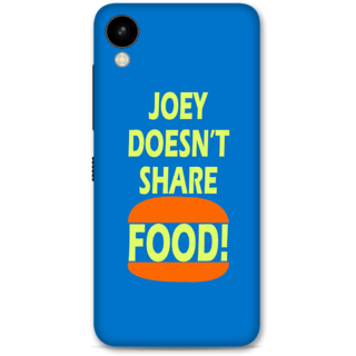 HTC 825 Designer Hard-Plastic Phone Cover frJoey doesnot share food Print Opera -Joey doesnot share food